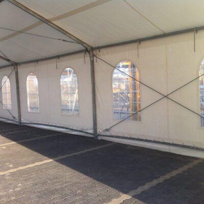 Czy na hale namiotową potrzebne jest pozwolenie?